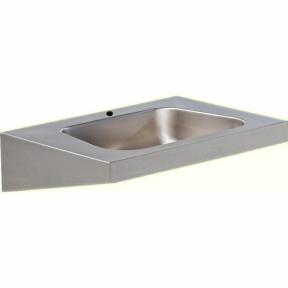HoSanit Einzelwaschtisch TRAPEZ-5-HL