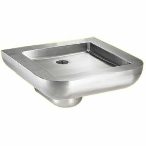 Behinderten-Waschtisch BWT-2-V gemäß DIN 18040-1