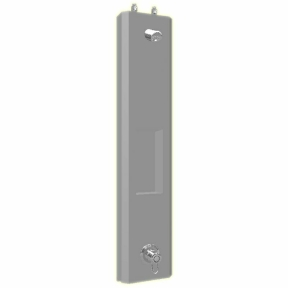 Duschelment Tradi Stainless Steel HoKera-DE-H