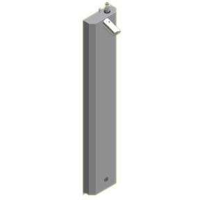 Duschelment Tradi Stainless Steel HoPi-DE-O