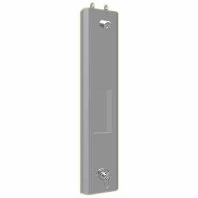 Duschelment Tradi Stainless Steel HoKera-DE-S-O