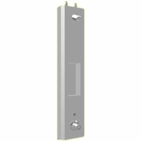 Duschelment Tradi Stainless Steel HoPi-Thermix-DE-S-H