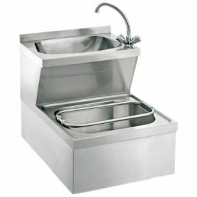 Handwasch- Ausgussbeckenkombination HoWAK-UW6-S230