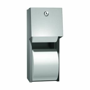 Doppel-WC-Papierrollenhalter-TRADi-UP