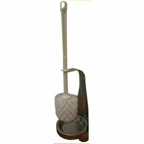 WC- Bürstenhalter Only, aus Edelstahl mit Bürste,