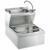 Handwasch- Ausgussbeckenkombination HoWAK-UW7-S230