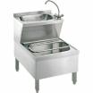 Handwasch- Ausgussbeckenkombination HoWAK-UB7-S230
