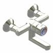 Wand-Selbstschlussmischer Tradi HoMix-W150-AP-175