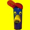 Kindergarten-Stand-Einhebelmischer HoKera-W-HoSino
