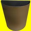 HoSanit Abfallbehälter Only-Halbrund