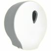 ABS-Jumbo-Rollenhalter groß Hardy-N-White