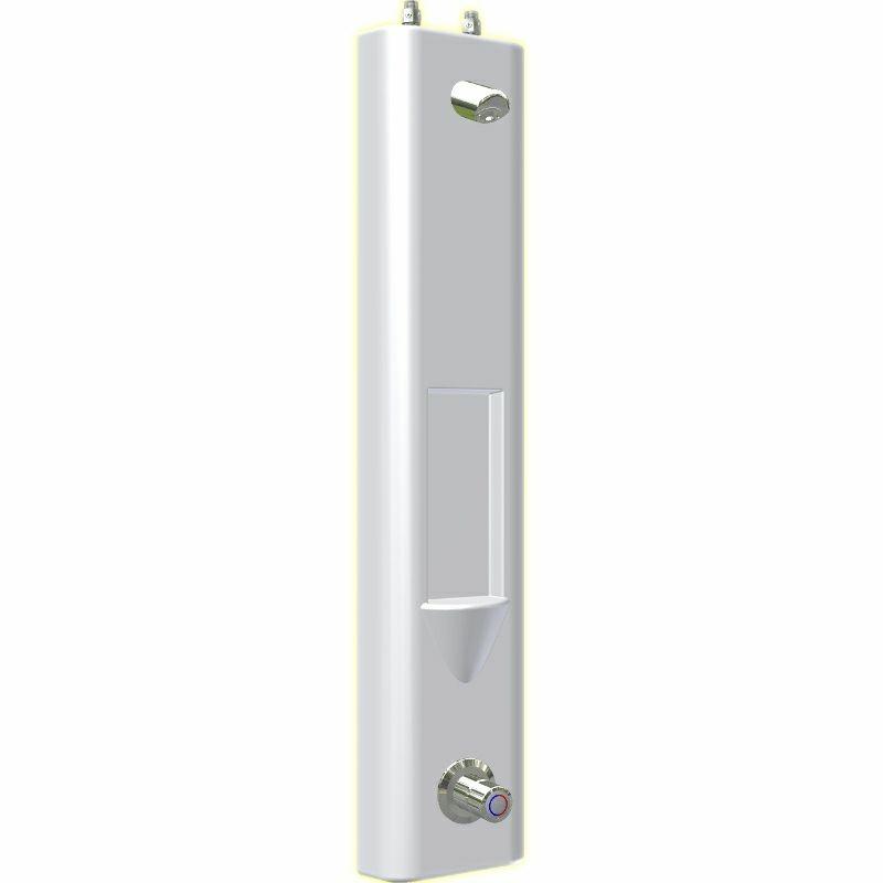 SaniSystem Duschelment Tradi White HoMix-DEK-S-H