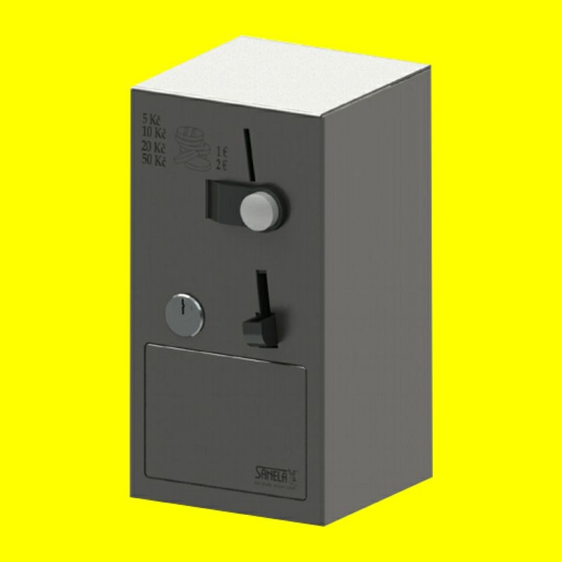 Sanela Münzautomat Only-1stellig