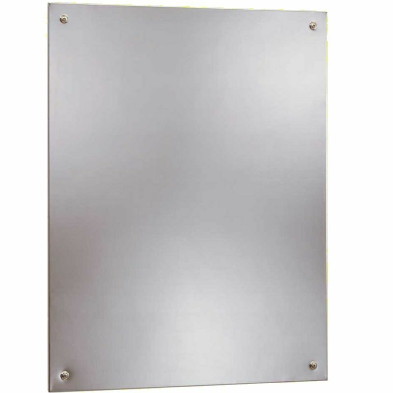 Spiegel hochglanzpoliert 500x400-S